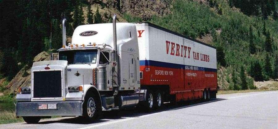 Long Island Moving Companies Truck